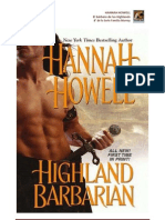 Howell Hannah -  El Bárbaro de las Highlands