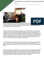 CNBB - PASTORAL DA JUVENTUDE, liderancas-da-pj-visitam-cnbb-e-mostram-acoes-contra-a-violencia-e-o-exterminio-da-juventude-brasileira, e contra a Redução da Maioridade Penal