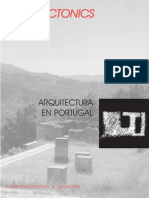 [Architecture eBook] Arquitectonics 3 - Arquitectura en Portugal (Spa-Fr-Eng)