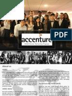Accenture Sponsorship AIESEC Bristol