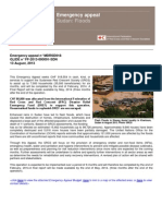 Red Cross and Red Crescent Sudan Floods -Emergency Appeal