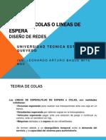 Lineas de Esdpera Redes Leo