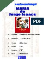 Monografia (Novela Maria)