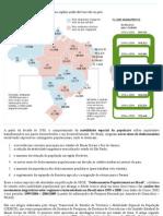 Reflexões sobre Deslocamentos Populacionais no Brasil