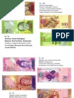 Billetes y Monedas Nueva
