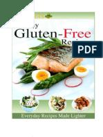 42 Easy Gluten Free Recipes eCookbook
