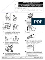 Collection of Stool for Culture Parasitology or Clostridium Difficile Spanish