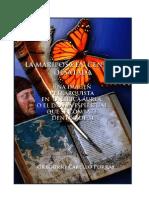La mariposa en cenizas desatada (Original)