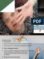 ASFIXIA POR INMERSIÓN1