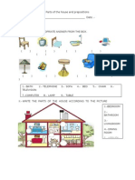 prepositi_parts_of_the_house  TEST 3°