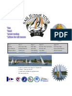 2009 SAIL Junior Tour Schedule