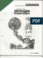 Biologia Comun - Resumen Final psu