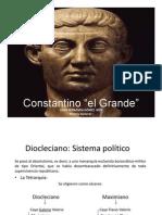 Unidad 9 Constantino el Grande - Luisa Fernanda Gómez