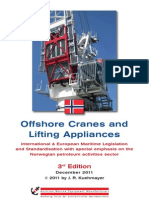 AMEM NORWAY Offshore Cranes and Lifting Appliances