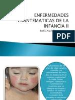 20100329 Enfermedades Exantematicas de La Infancia II