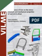 Influence of Iron