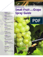 Midwest Grape Spraying