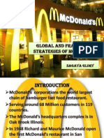 Ppt of Mc Donald