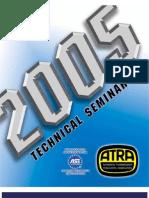 2005 ATRA Seminar Manual