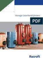 Rycroft Calorifier Catalogue