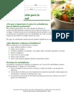 Gestational Diabetes Spanish
