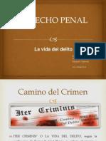 La Vida Del Delito, Derecho Penal, 3ro...