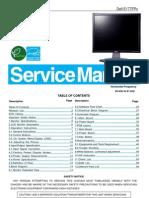 Dell E177FPc Service Manual.pdf