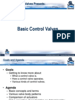 01. Basic Control Valves