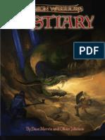 Dragon Warriors Bestiary
