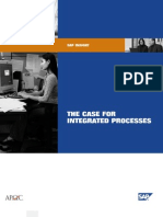 Sap Integrated Processes