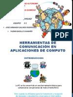 Actividad 17 de junio HERRAMIENTAS DE COMUNICACIÓN EN APLICACIONES DE COMPUTO Publicado por JOSE ARMANDO GALINDO RODRIGUEZ
