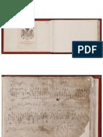 Braye Manuscript