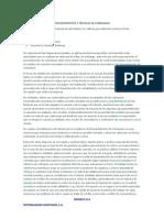 PROCEDIMIENTOS Y TÉCNICAS DE COBRANZAS