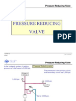 Chapter 11 Pressure Reducing Valve