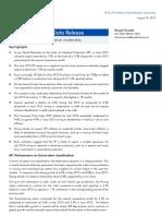 IIP CPI Data Release