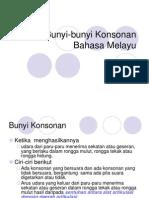 Bunyi Bunyi Konsonan Bml 3043