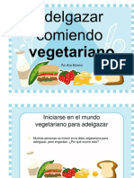 (Nutrition) Ana Moreno - Adelgazar Comiendo Vegetariano [Spanish]