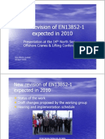 16 New Revision of EN13852 1