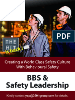 Behavioral Based Safety & Safety Leadership