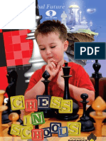 Chess in Schools - Our Global Future