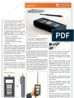 406MHz Sarsat Beacon Tester Brochure