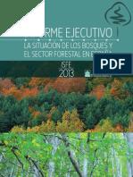 SECF_Resumen Ejecutivo_La situación de los bosques