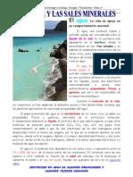 Tema3 El Agua y Las Sales Minerales.