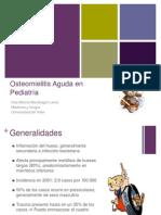 Osteomielitis II