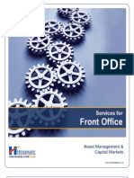Hexaware - Capital Markets | Front Office Capabilities