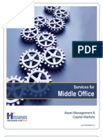 Hexaware - Capital Market Middle Office Capabilities