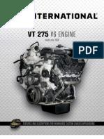 International VT-275 2006 Engine Catalog 4-20-06