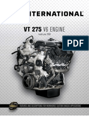 International VT-275 2006 Engine Catalog 4-20-06 | Relay | Fuse