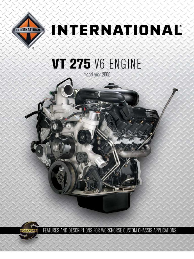 ... service u0026 repair manual Array - international cf500 cf600 circuit  diagrams rh wimanual com Array - international vt 275 2006 engine catalog 4  20 06 ...