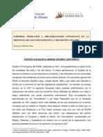 Psoe Alacant 1974 - 1982